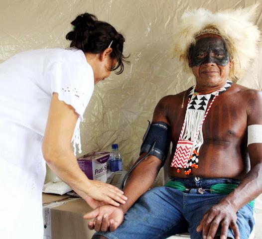 Especialização em Saúde Indígena – EAD
