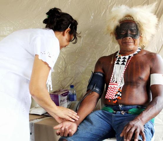 Pós Graduação Saúde Indígena